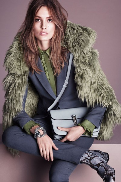 gucci-Pale blue new image , models-fall-2014-ad-photos3
